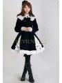 Sweet Lace Princess Bow Winter Lolita Coat