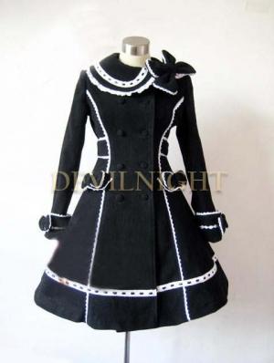 Sweet Classic A-Line Winter Lolita Coat