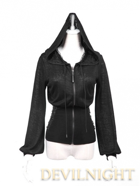 Black Rivet Jacket