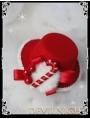 Red Bow Hat Christmas Headdress