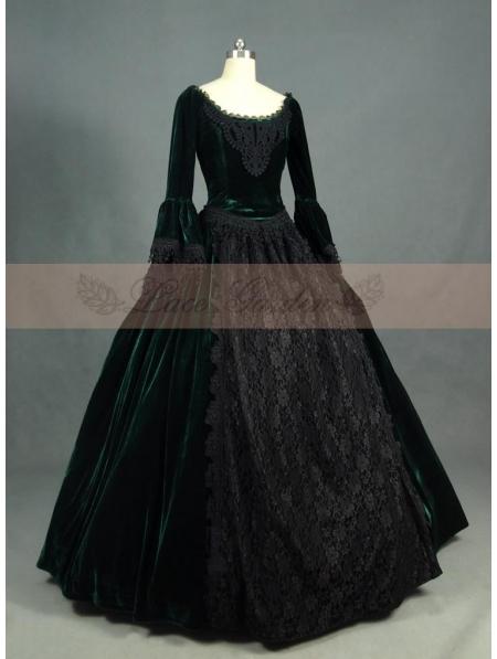 Victorian Ball Dresses