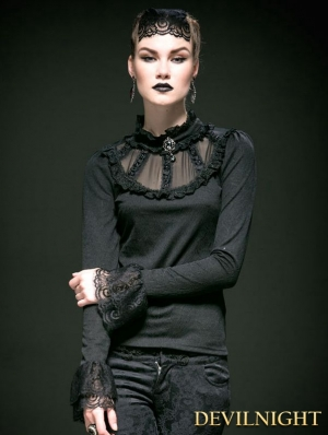 Gothic Shirts For Women