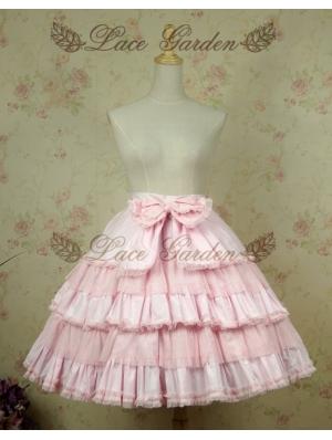 Pink Sweet Lolita Skirt
