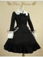 Black Classic Lolita Outfit