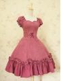 Red Sweet Classic Lolita Dress
