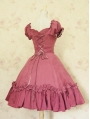 Red Sweet Classic Lolita Dress