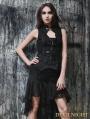 Black Sexy Gothic Vest for Women