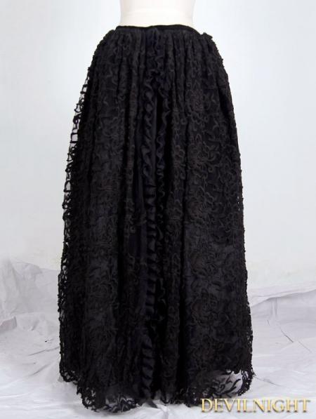 Gothic Long Skirt 116
