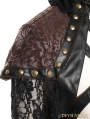 Black Steampunk Shrug