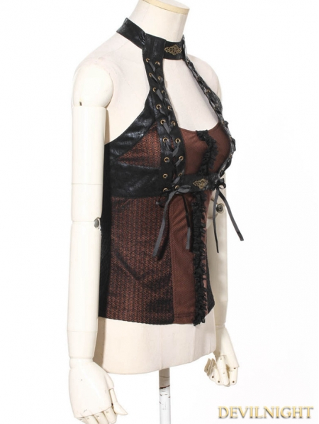Steampunk Shirt Women