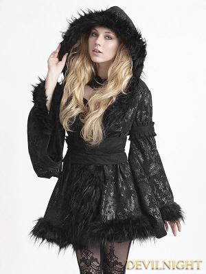 Gothic Lolita Kimono Style Dress Coat