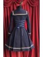 Classic Sailor Style Lolita Coat