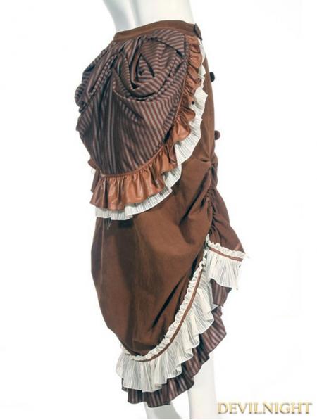 Victorian Steampunk Skirts
