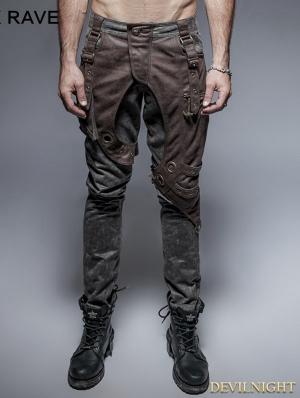 Alternative Steampunk Mens Trousers