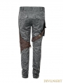 Alternative Steampunk Mens Trousers