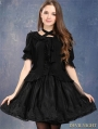 Dark Lorie Gothic Blouse for Women
