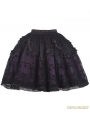Gothic Lolita Gradient Color Skirt