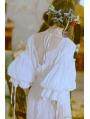 Vintage Sexy Medieval Underwear Chemise Dress