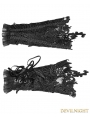 Gothic Gloves and Foot Covers