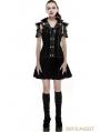 Black Armor Handsome Military Uniform Dress