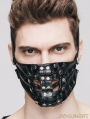Gothic Punk Rivet Mask