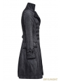 Gothic Decadent Noble Long Coat for Men