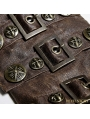 Brown Steampunk Armor Sets