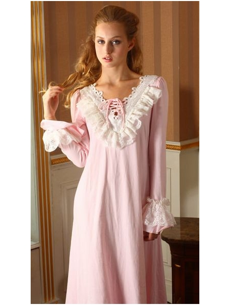 Long Sleeve White Lace Dress