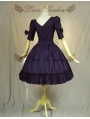 Purple Classic Lolita Dress