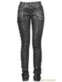 Alternative Gothic Punk Trousers for Women