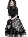 Black Gothic Lolita Accessories Gloves