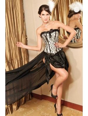 Fashion Overbust Gothic Corset