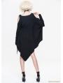 Black Dark Style Gothic Bat Dress
