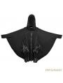 Black Gothic Bats Jacket for Women