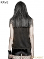 Do Old Gothic Punk Vest for Women