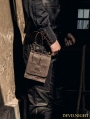 Coffee Steampunk Waistband with Bag for Men