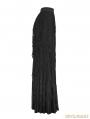 Black Gothic vintage Gorgeous Skirt