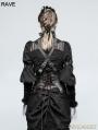 Steampunk Western Dragon Girdle Corset for Women
