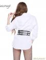Black Leather Belt Gothic Body Harness