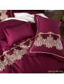 Gothic Vintage Palace Embroidery Comforter Set