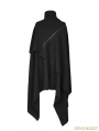 Black Gothic Thick Needle Pullover/Jumpers for Men