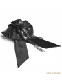 Black Gothic Lolita Little Bear Necktie