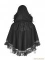 Black Gothic Lolita Little Cloak/Cape for Women