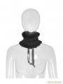 Black Gothic Lolita Collars/Headwear
