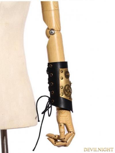 Steampunk Man Wrist Accessory