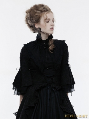 Lolita Collar Shawl