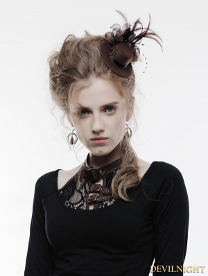 Steampunk Hair Decorations