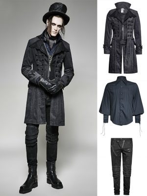 Gothic Decadent Noble Suit for Men