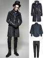 Gothic Decadent Noble Suit for Men