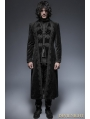 Black Gorgeous Vintage Style Gothic Suit for Men